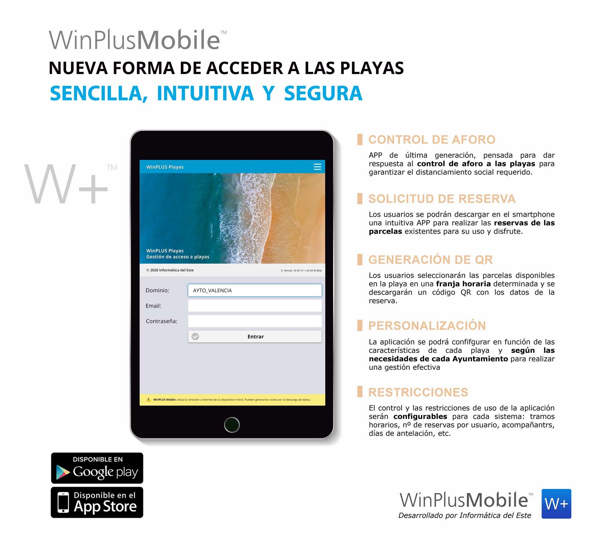 WinPlus Playas