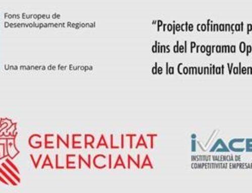 Projecte Confinançat pels fons FEDER